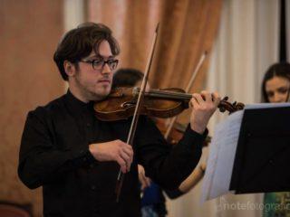 Violino- Francesco Iorio
