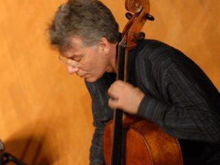 Violoncello- Xavier Gagnepain