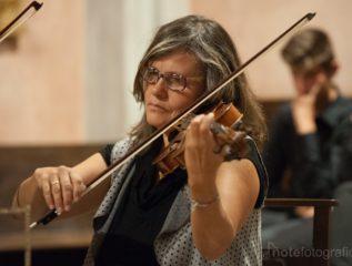 Violino- Grazia Serradimigni