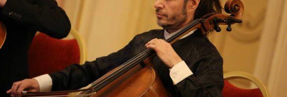 Violoncello- Enrico Guerzoni