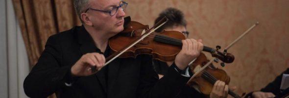 Violino- Alessandro Perpich