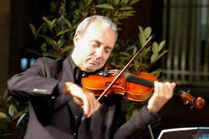 Violino- Anton Berovski